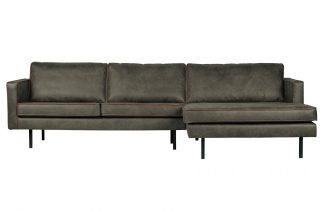Rodeo chaise longue rechts army