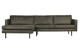 Rodeo chaise longue linken army