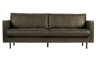 Rodeo classic sofa 2,5-seater army