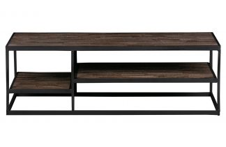 Vic couchtisch holz metall 120×60