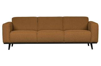 Statement 3-seater 230 cm boucle butter