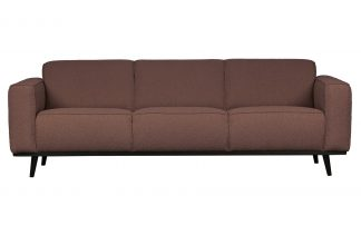 Statement 3-seater 230 cm boucle coffee