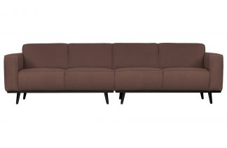 Statement 4-seater 280 cm boucle coffee
