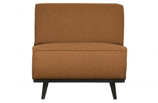 Statement 1-seater element boucle butter