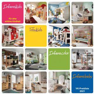 Infans Katalog Seite 1