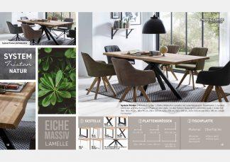 Massive Holztische Katalog Seite 10