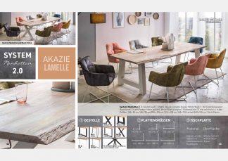 Massive Holztische Katalog Seite 23