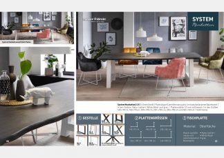 Massive Holztische Katalog Seite 26