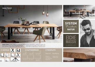 Massive Holztische Katalog Seite 7