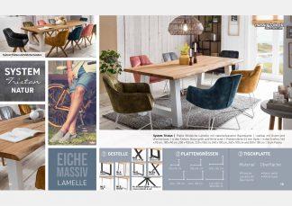 Massive Holztische Katalog Seite 8