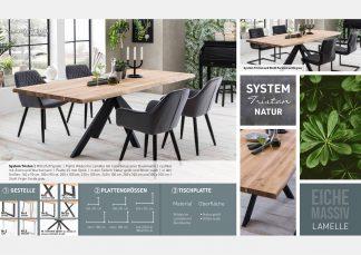Massive Holztische Katalog Seite 9