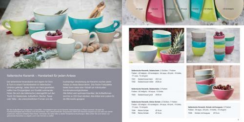 Grün & Form Katalog Seite 2