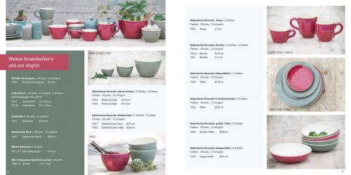 Grün & Form Katalog Seite 3
