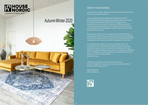 House Collection Katalog Seite 1