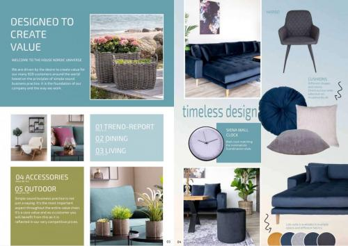 House Collection Katalog Seite 2