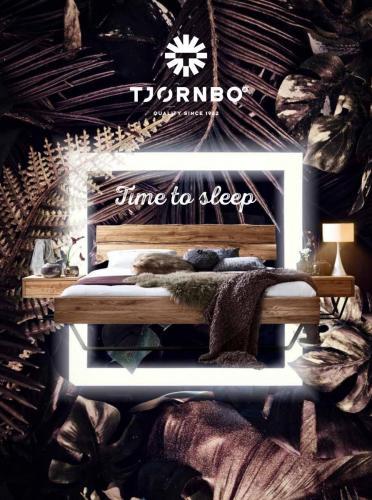 Tjornbo - time to sleep Katalog Seite 1