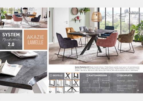 Massive Holztische Katalog Seite 27