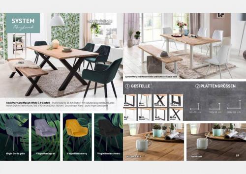 Massive Holztische Katalog Seite 29