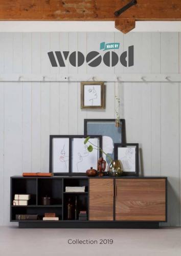 Woood Collection Katalog Seite 1