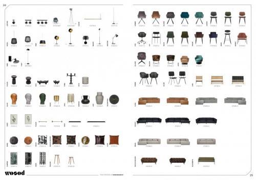 Woood  Collection 2020 Katalog Seite 13
