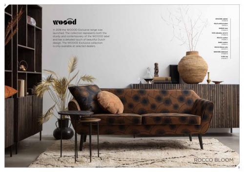 Woood  Collection 2020 Katalog Seite 2